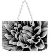 Wonderful Graphic Dahlia Weekender Tote Bag