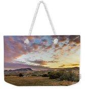 Wonderful Morning Weekender Tote Bag