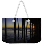 Wonderful Pismo Sunset Weekender Tote Bag
