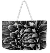 Wonderful Tones Dramantic Dahlia Weekender Tote Bag