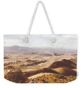 Wonderful West Coast Tasmania Views Weekender Tote Bag