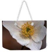 Wood Anemone 3 Weekender Tote Bag