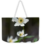 Wood Anemone  Weekender Tote Bag