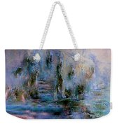 Wood Art  Lost In Time Weekender Tote Bag