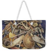 Wood Creatures Weekender Tote Bag