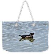 Wood Duck 2 Weekender Tote Bag