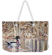 Wood Duck Drake 2018 Weekender Tote Bag