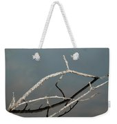 Wood In The Water Weekender Tote Bag