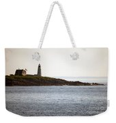 Wood Island Lighthouse 2 Weekender Tote Bag