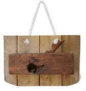 Wood Plane 3 Weekender Tote Bag