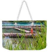 Wood River 07 Weekender Tote Bag