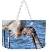 Wood Storks Breakfast Lunch And Dinner Weekender Tote Bag