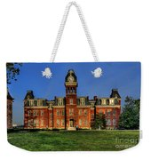 Woodburn Hall In Morning Weekender Tote Bag