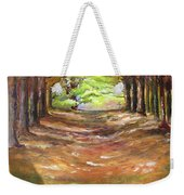 Wooded Sanctuary Weekender Tote Bag