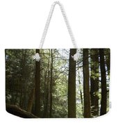 Wooded Serenity Weekender Tote Bag