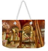 Wooden Church Weekender Tote Bag