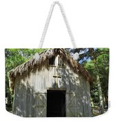 Wooden Mission Of Nombre De Dios Weekender Tote Bag