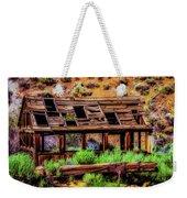 Wooden Shack Weekender Tote Bag