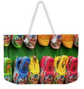 Wooden Shoes From Amsterdam Weekender Tote Bag