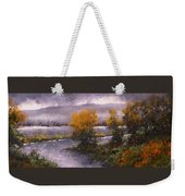 Woodland Bottoms Weekender Tote Bag