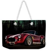 Woodland Cobra Weekender Tote Bag