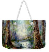 Woodland Creek 1.0 Weekender Tote Bag