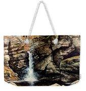 Woodland Falls Weekender Tote Bag