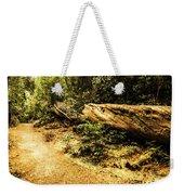 Woodland Nature Walk Weekender Tote Bag
