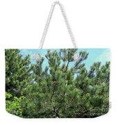 Woodland Pines Weekender Tote Bag