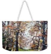 Woodland Pond  Weekender Tote Bag