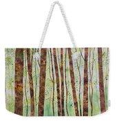 Woodland Spring Weekender Tote Bag