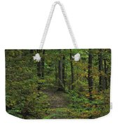 Woodland Steps Weekender Tote Bag