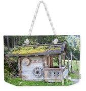 Woodman's Cabin  Weekender Tote Bag