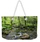 Woods - Creek Weekender Tote Bag