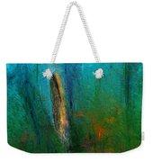 Woods Scene 052010 Weekender Tote Bag