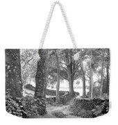 Woods, Troutbeck, Windermere Weekender Tote Bag