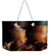 Woodworker - Shaker Box Shop  Weekender Tote Bag