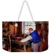 Woodworker - The Master Carpenter Weekender Tote Bag