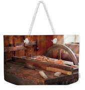 Woodworker - The Table Saw Weekender Tote Bag