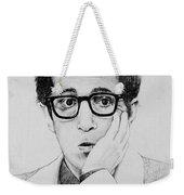 Woody Allen Weekender Tote Bag