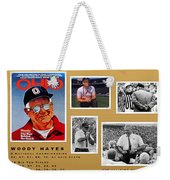 Woody Hayes Legen Five Panel Weekender Tote Bag