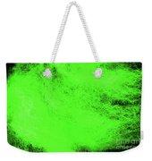 Wool Green Weekender Tote Bag