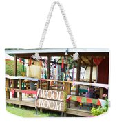 Wool Room 1 Weekender Tote Bag