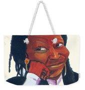 Woopy Goldberg Weekender Tote Bag