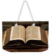 Word Of God Weekender Tote Bag