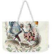 Wordsworth  Weekender Tote Bag