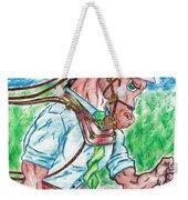 Work Horse  Weekender Tote Bag