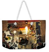Working Artist Weekender Tote Bag