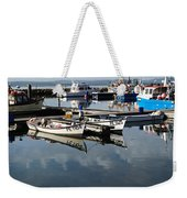 Working Boats Weekender Tote Bag