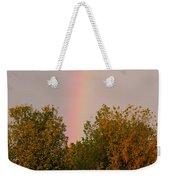 Working Rainbow Weekender Tote Bag